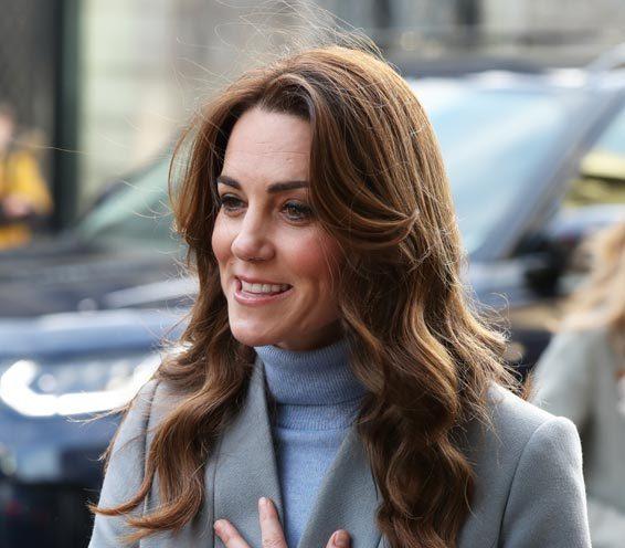 L'astuce de Kate Middleton pour un changement radical de look en seulement une minute