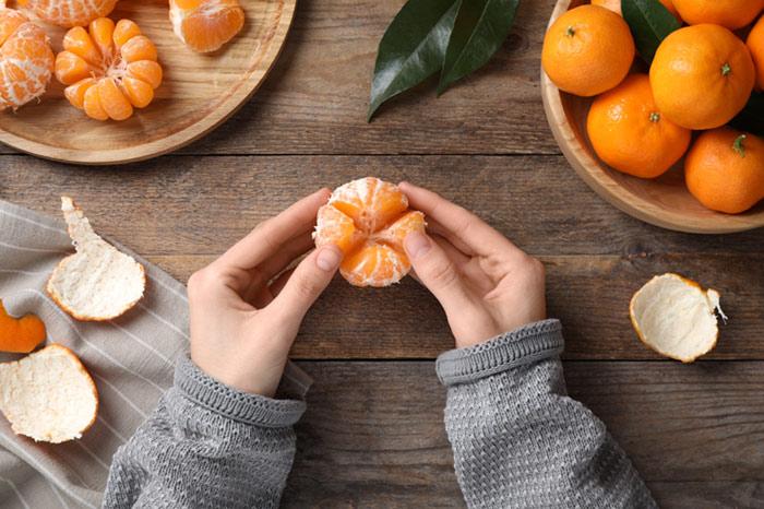 La mandarine peut vous aider à perdre de la graisse